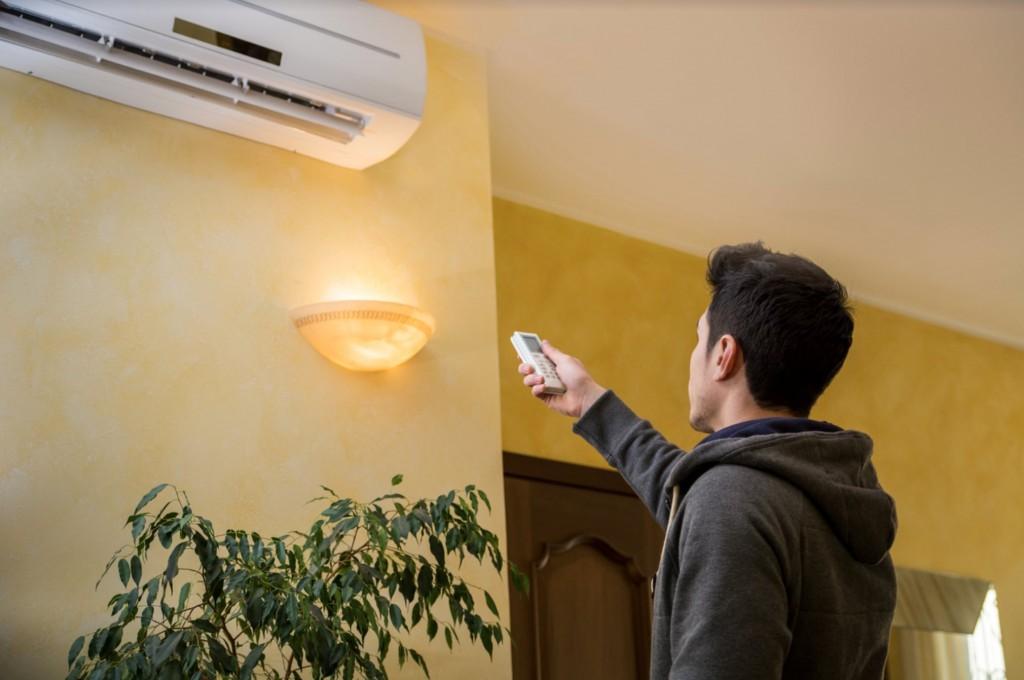 cuanto gasta un aire acondicionado